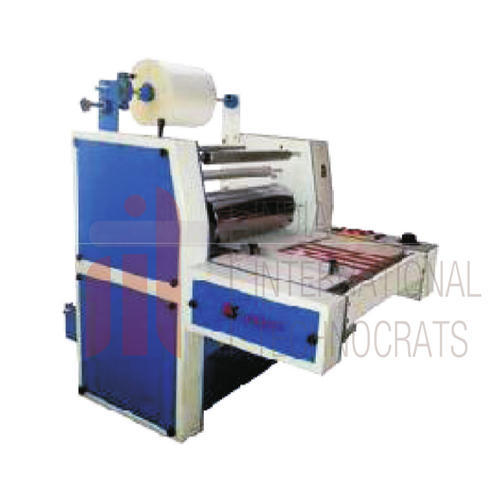 Thermal Lamination Sheet to Roll Machine