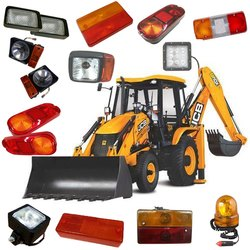 JCB Light & Lens 3CD 3DX Backhoe Loader