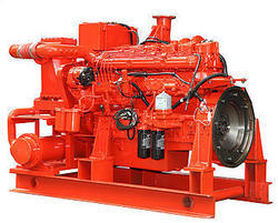 Fire Pump Diesel Engine Service