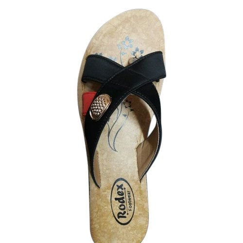 1f3187698dc8c Women Rodex Daily Wear PU Slippers, Rs 150 /pair, Rodex Footwear Co ...