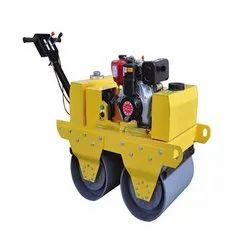 SAI Walk Behind Double Drum Vibratory Roller