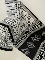 Block Printed Handloom Cotton sarees