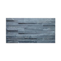 Rectangular Jakarana Black Slate, Thickness: 1-7 Inch