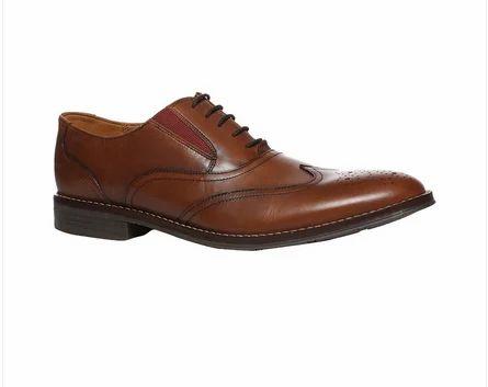 ef8e51aaf02 Tan Brown Hush Puppies Formal Shoes For Men F82438060000fg