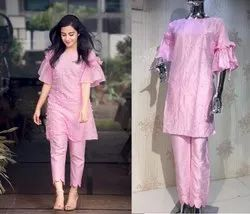 Top With Pant Inaya Suit