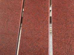 Toshibba Impex Ruby Red Granite, 20-25 mm