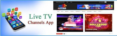 Live TV Channels App, Computer And Mobile Softwares & Apps