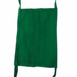 Green Cloth face mask
