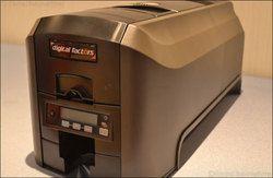Employee Access Control ID Card Printer