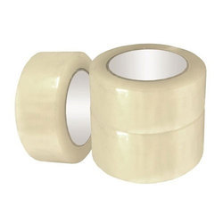 Plain and Printed Transparent BOPP Packing Tapes, Thickness: 36 to 60 Micron