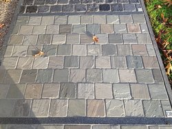 Kandla Grey Cobblestones