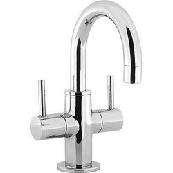 Sink Mixer With Swivel Spout
