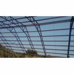 Modular Mild Steel Industrial Sheds