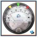 Aerosense Model Asgc -10 Inch Differential Pressure Gauge Ranges: 5-0-5 Inch