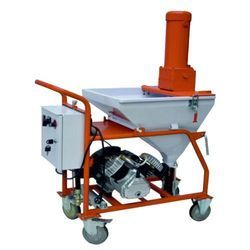 Spray Type Plastering Machine