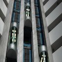 Capsule Elevator For Commercial Building