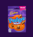 Cadbury Fudge Minis Chocolate