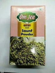 OmJee GaiChhap Saunf Powder