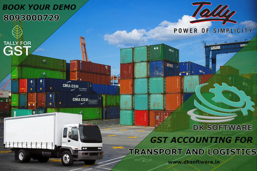 Tally Erp 9 Silver Edition For Transport And Logistics