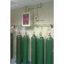 Compressed Oxygen Cylinder