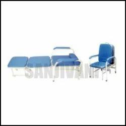 Attendant Chair Cum Bed