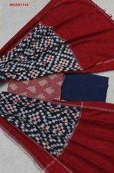 Printed Salwar Suit Material