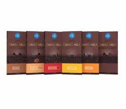 Camel Milk Chocolate - Combo Pack 300g