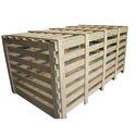 Handmade Pine Wood Crate