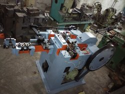 SM - 04 Samiya Brass Nail Making Machine