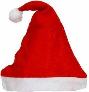 Santa Cotton Xmas Hat Size S And L Rs 9 Piece Tss Enterprises