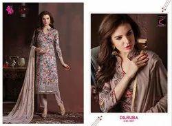 Khushika Ladies Printed Suits