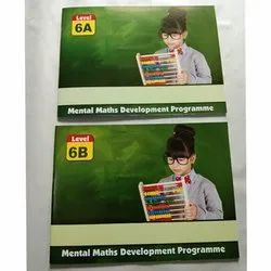 Level 6 Mental Maths Development Program Book