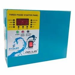 Fully Automatic Three Phase Pump Starter DOL
