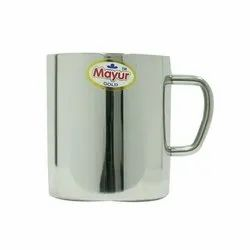 Big Sober Stainless Steel Mug