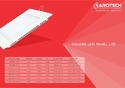 9w Square LED Panel Light