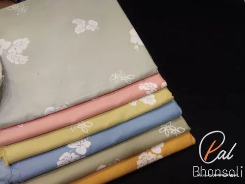 PAL Fancy and Printed Shirting Fabric