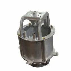 Meera Aluminium Mixer Motor Body