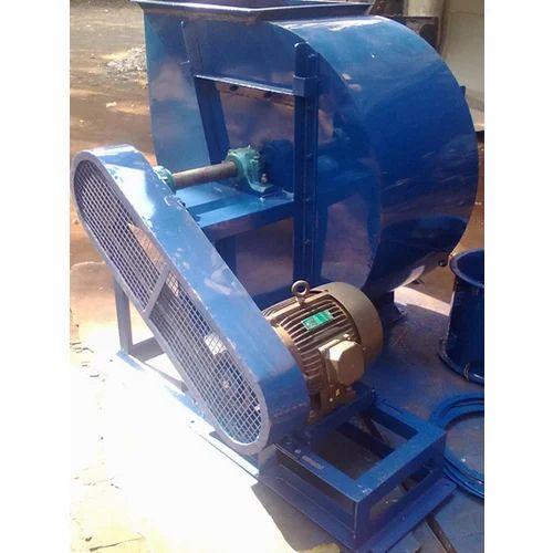 Boiler Fan Industrial Air Blower Manufacturer From Mumbai