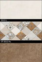 Glue Series 3012 (L, HL) Hexa Ceramic Tiles