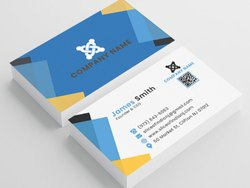 Multicolor Business Card Designing Service