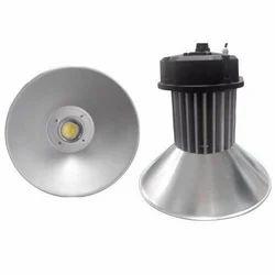 Whites Aluminium 50 W LED COB High Bay Light