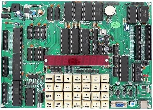 8086 Based Microprocessor Trainer Kit