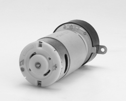 Low Torque Carbon Brushed DC Geared Motor