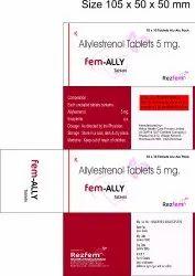 Allylestrenol 5mg Tablet