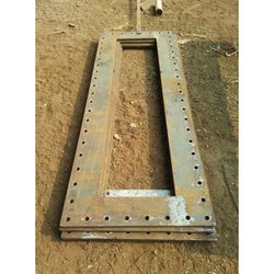 Mild Steel Expansion Bellows, For Floor, Size: 6 x 3 Feet
