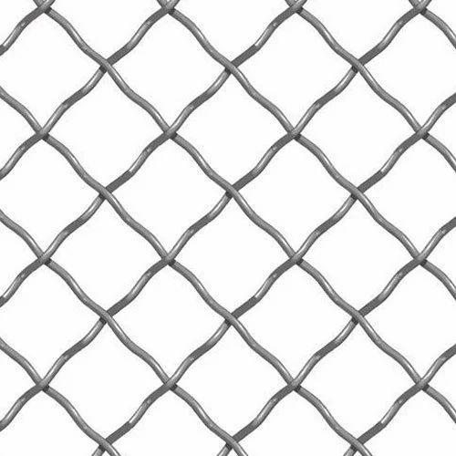 Stainless Steel Diamond Wire Mesh at Rs 48 /kilogram | डाइमंड ...