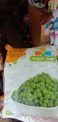 A Grade Frozen Green Peas, Gunny Bag, 1kg