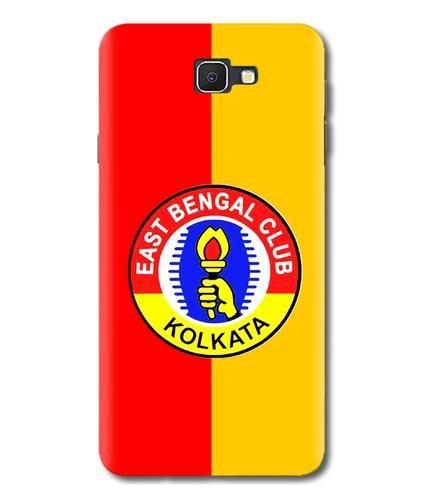 Plastic East Bengal FC Logo Printed Mobile Back Cover