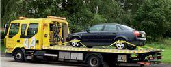 Car Lashing Assembly