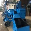 Semi Automatic Hopper Concrete Mixer